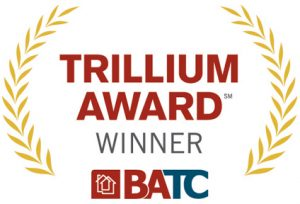 logo for BATC Trillium Awards