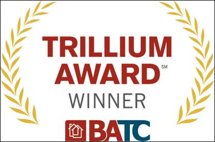 logo for BATC Trillium Awards